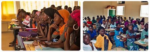 Senegal Schooling