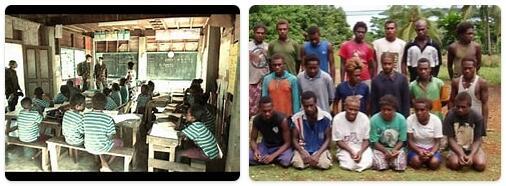 Solomon Islands Schooling