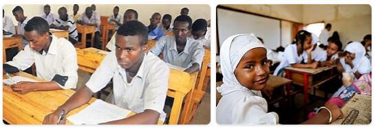 Somalia Schooling