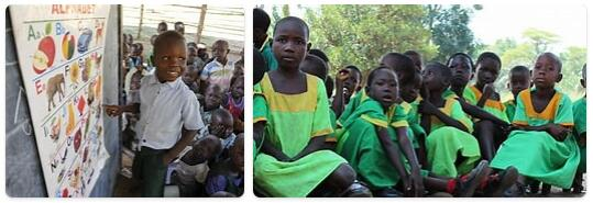 South Sudan Schooling