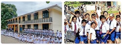 Sri Lanka Schooling