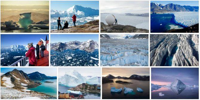 Study in Greenland