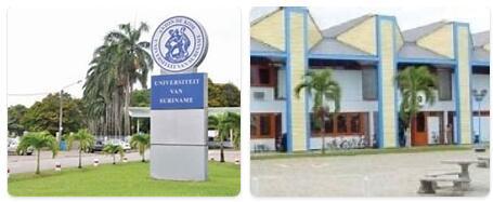 Suriname Schooling