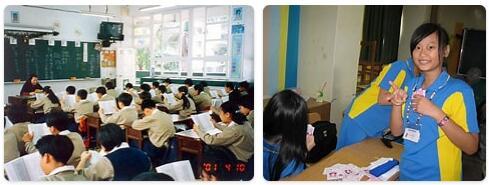 Taiwan Schooling