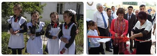 Tajikistan Schooling