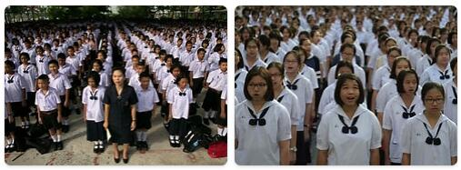 Thailand Schooling