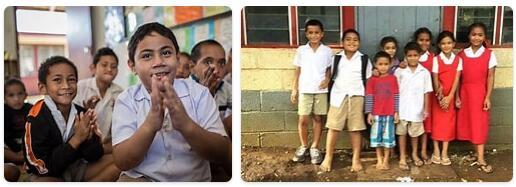 Tonga Schooling