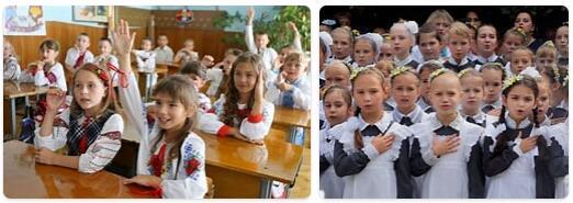 Ukraine Schooling