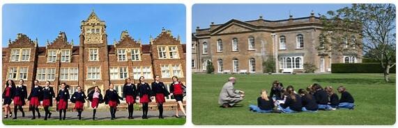 United Kingdom Schooling
