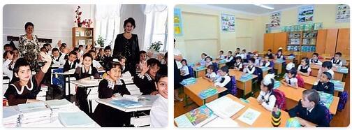 Uzbekistan Schooling