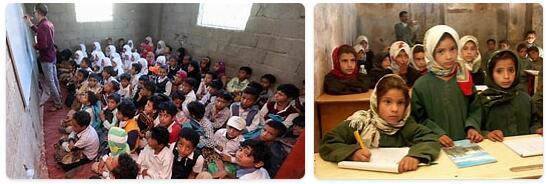 Yemen Schooling