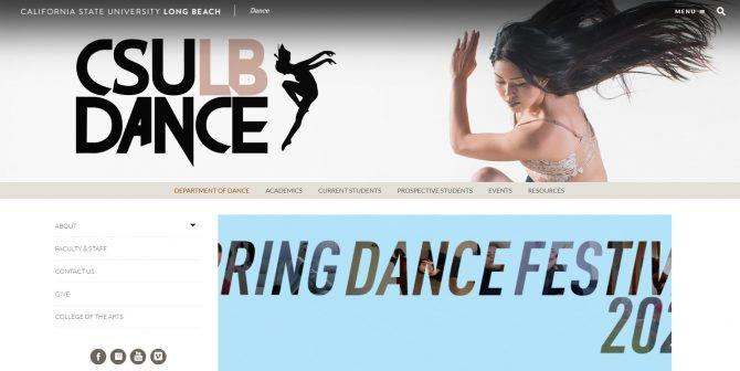Dance - California State University, Long Beach