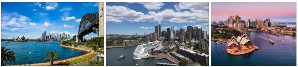 Australia Landmarks