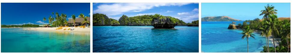 Fiji Geography