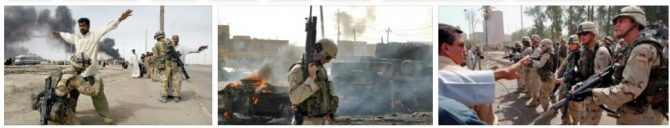 The Conflict in Iraq 1