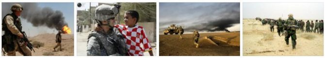 The Conflict in Iraq 3