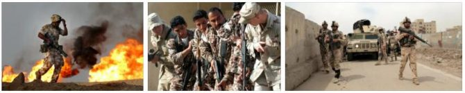 The Conflict in Iraq 4