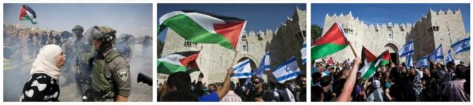 The Israel – Palestine Conflict 1