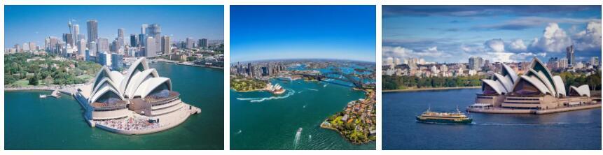 Traveling in Australia