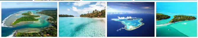 Traveling in Cook Islands