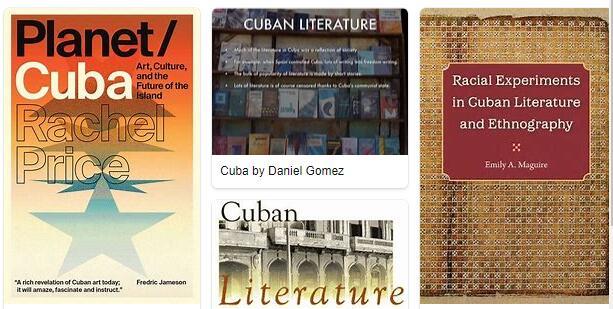 Cuba Literature