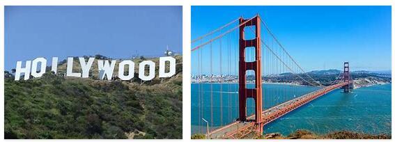 California Landmarks