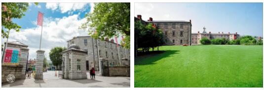 Griffith College Dublin Exchange Program