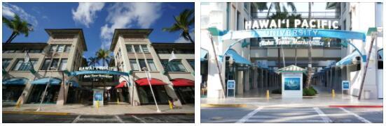 Hawaii Pacific University Exchange Program