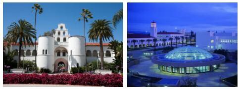 San Diego State University Exchange Program