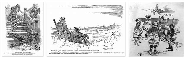 The Political Dimension of the First World War