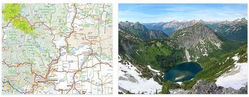 Washington State Geography